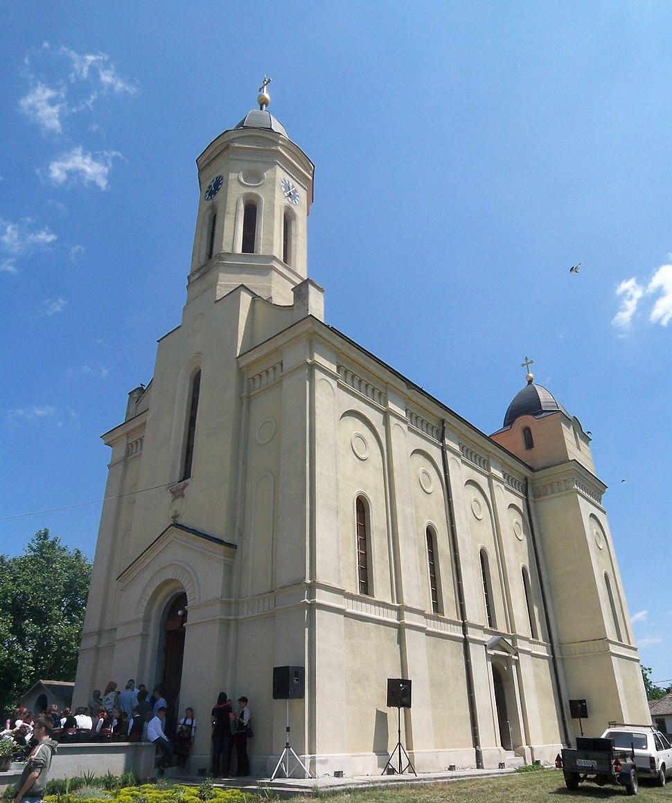Crkva azanja