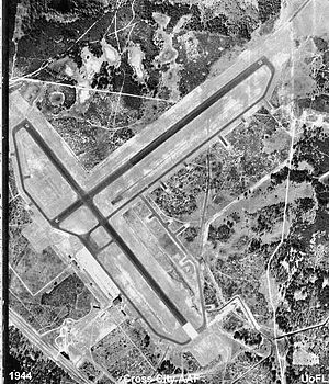 Cross City Air Force Station - Image: Crosscityaaf 1944