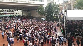 Crowd psychology - A crowd