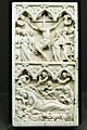 Crucifixion and Nativity of Christ, 1333-1367, ivory, exh. Benedictines NG Prague, 150690.jpg
