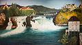 Csontváry Kosztka Tivadar - 1903 - Schaffhauseni vízesés.jpg
