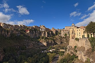 Cuenca, Spain - Gorge of the Huécar River