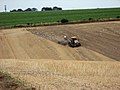 Cultivating near Barton Hill Farm - geograph.org.uk - 1994147.jpg