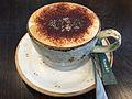 Cup of cappuccino at Nantucket Kitchen & Bar.JPG
