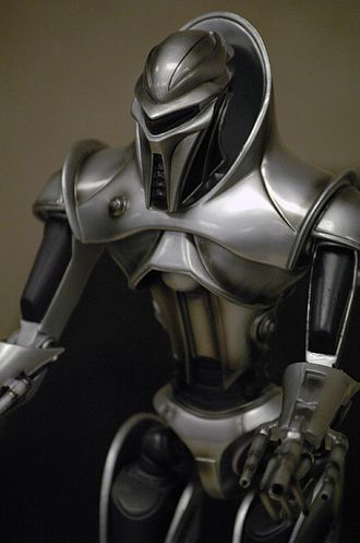 Cylon (Battlestar Galactica) - A reimagined series Cylon Centurion
