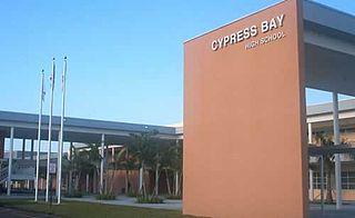 Cypress Bay High School Public school in Weston, Florida, United States