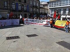 Día do traballo. Santiago de Compostela 2009 55.jpg