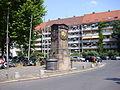 Dürer-Pirckheimer-Brunnen Maxplatz Nürnberg 03.jpg