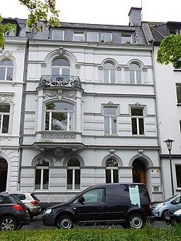 Düsseldorf Unterbilk Wasserstraße 2