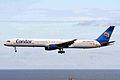 D-ABOA B757-330 Condor LPA 16NOV05 (6594439165).jpg