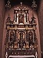 D103 Catedral del Sant Esperit, altar barroc de la Mare de Déu del Pilar.jpg