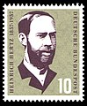 DBP 100. Geburtstag Heinrich Hertz 10 Pfennig 1957.jpg
