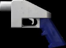 Liberador de pistola impreso en 3D