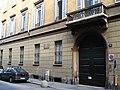DSC02746 Milano - Studio di Alessandro Durini (1818-1892) - Foto Giovanni Dall'Orto - 20 jan 2007.jpg