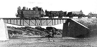 South West African 2-8-0T - Image: DSWA 2 8 0T 1910