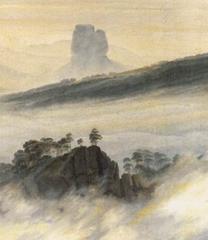 Viandante Sul Mare Di Nebbia Wikipedia