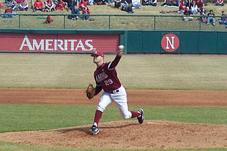 Dallas Keuchel - Keuchel pitching for the Arkansas Razorbacks