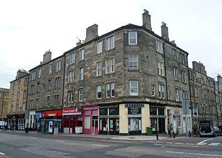 Dalry, Edinburgh Human settlement in Scotland