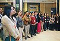 Dan bienvenida a becarios de la Plataforma de Movilidad Estudiantil y Académica de la Alianza del Pacífico (14947102986).jpg