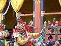Dance of the Eight Kinds of Spirits - Paro Tsechu.jpg