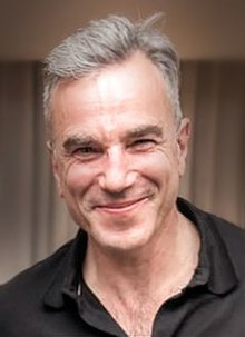 A photograph of Daniel Day-Lewis at an event for Jaguar in 2013