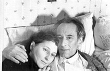 Daniil Andreev with his wife Alla Andreeva - year 1959.jpg