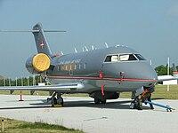 C-168 - CL60 - Luxair