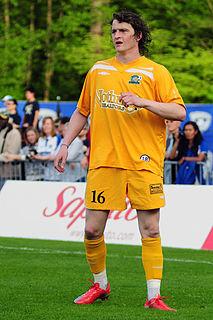 Danny Earls Irish footballer