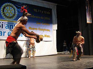 Deer dance (folk dance) - Deer dance of Sonora and Sinaloa, Mexico