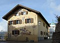 Das Familienhaus mit Bäckerei des Eduard Burgauner Kastelruth.jpg