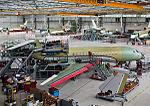 Dassault Falcon 7X assembly line at Merignac.jpg