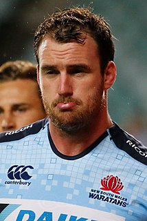 David McDuling rugby player