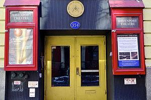 Davenport Theatre - Image: Davenport Theatre