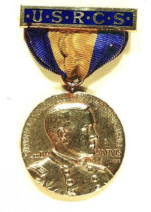 David H. Jarvis - Image: David H. Jarvis Congressional Gold Medal