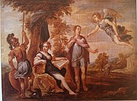 David Teniers the Younger - Aeneas called from Dido.jpg