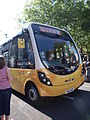 Day 66 2012 Olympic Torch Relay Penge (7628788520).jpg