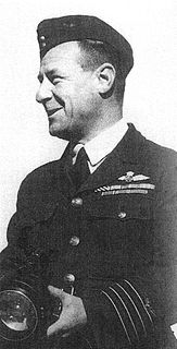 Hippolyte De La Rue Royal Australian Air Force senior commander