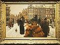 De Singelbrug bij de Paleisstraat in Amsterdam, George Hendrik Breitner.JPG