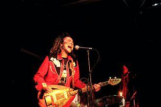 Dead Moon - Dead Moon performing live, 2006