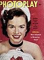 Debbie Reynolds by Virgil Apger - Photoplay Jan 1953.jpg
