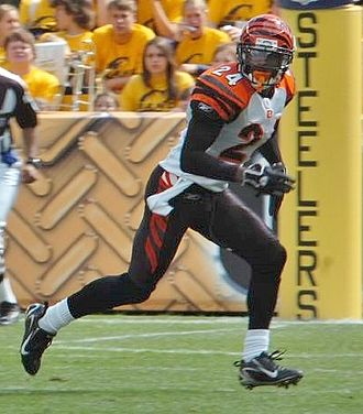 Deltha O'Neal - O'Neal in 2006 with the Cincinnati Bengals