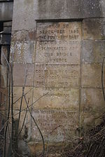 Denbigh Hall bridge inscription - 2013-03-09.jpg