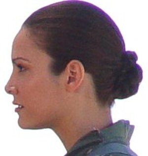 Denise Quiñones - Denise Quiñones in 2001