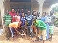 Des Jeunes motivés pour la préservation de l'environnement .jpg