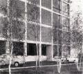 Detail of the facade of the Italian designer Gualtiero Galmanini, 1955, Italy.png