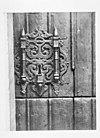 deurslot reproductie van oude foto - geertruidenberg - 20076034 - rce
