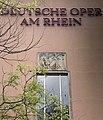 Deutsche Oper am Rhein, Relief von Ferdinand Heseding, Düsseldorf (02).jpg