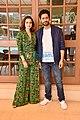 Dia Mirza and Mohit Raina snapped promoting Kaafir (1).jpg