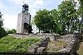 """Die Burg Lichtenberg, auch als """"Heinrichsburg"""" bezeichnet, ist eine Burgruine aus dem 12. Jahrhundert in den Lichtenbergen - panoramio.jpg"""
