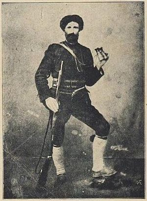 Dine Abduramanov - Portrait of Dine Abduramanov